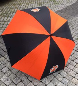 Custom umbrellas